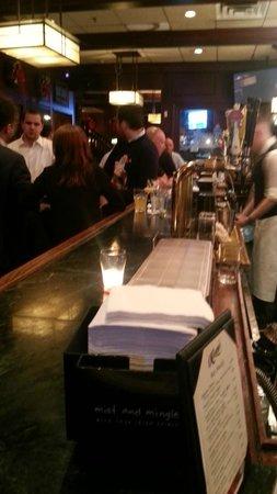 O'Casey's: Along the bar