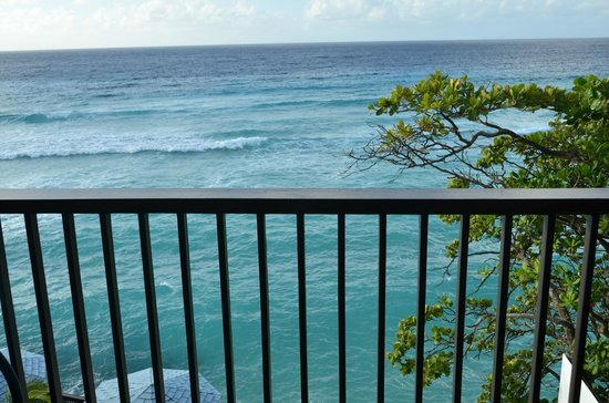 South Gap Hotel: Vista dalla camera