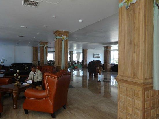 Araliya Green Hills Hotel : Lobby
