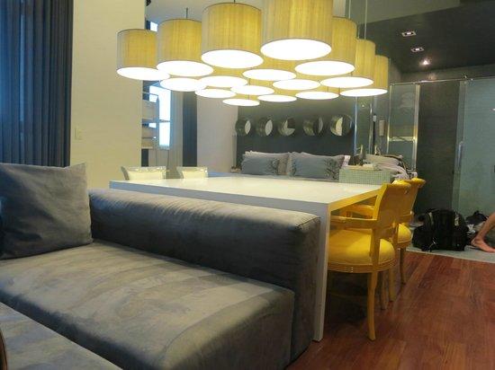 Sheraton Sao Paulo WTC Hotel : Suite design
