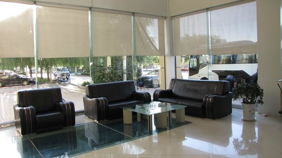 Ejina Hotel : The Lobby