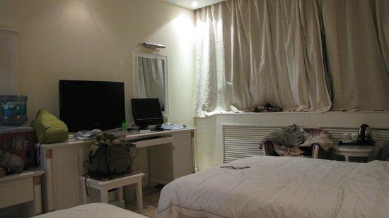 Ejina Hotel : Bedroom