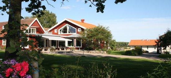 Borensberg, Suecia: Spa och konferensanläggning i lantlig idyll