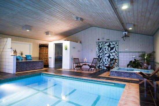 Borensberg, Sverige: Hamaminspirerat Spa