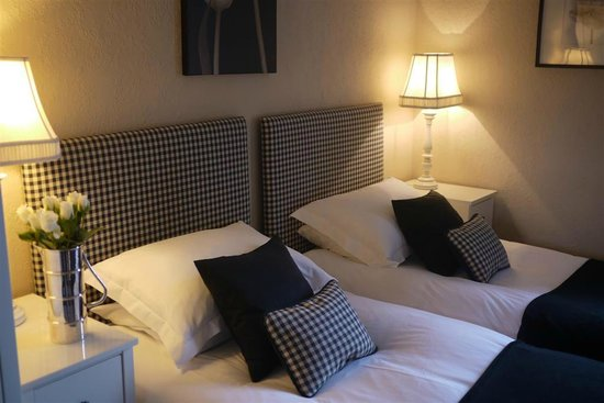 Ben Cruachan Guest House : Bedroom