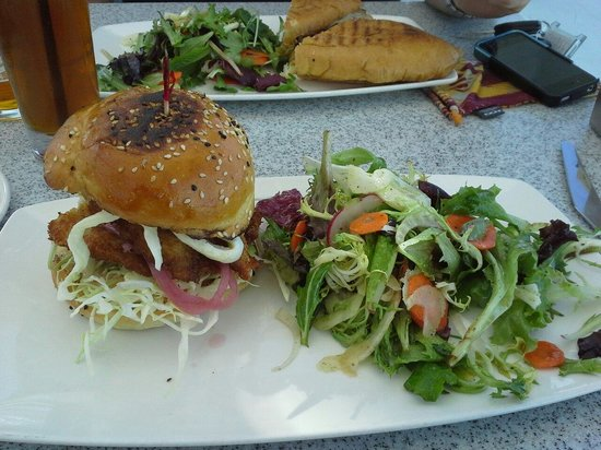 George's at the Cove: The Cemita
