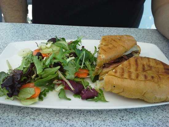 George's at the Cove: The Cuban