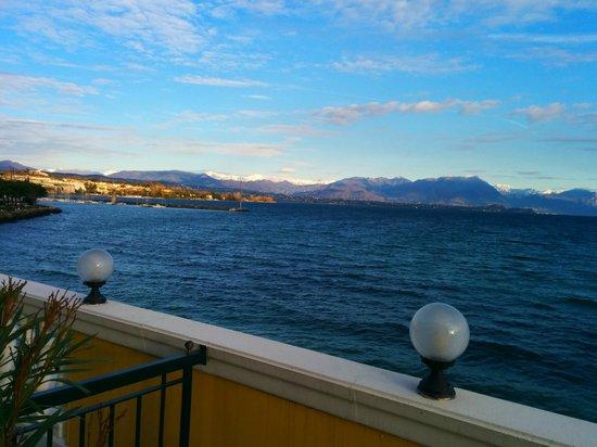 Estee Hotel: View from balcony