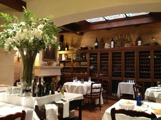 Mesón de Pincelín: El restaurante
