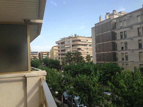 Ona Jardines Paraisol: Vista dal balcone