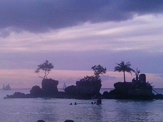 White Beach de Boracay: Boracay getaway