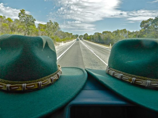 Kandu Holidays: On the road north from Perth