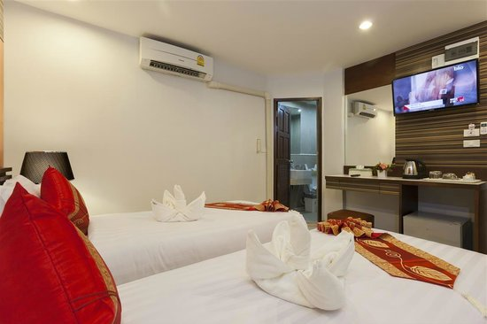 Patong Max Value Hotel: Standard Double Room