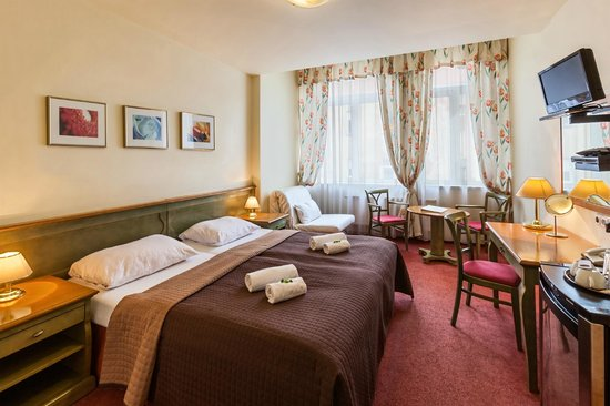 Hotel Augustus et Otto : Augustus room