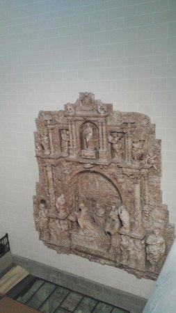 Capilla del Obispo : Alabastro