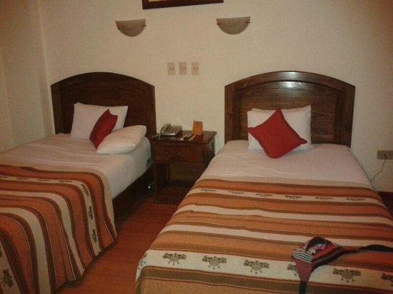 Samay Hotel: habitacion