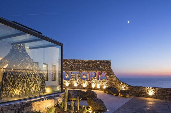 Myconian Utopia Relais & Chateaux Resort