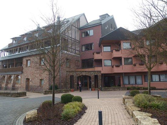 Klosterhotel Marienhoeh : Hotel / Eingangsbereich