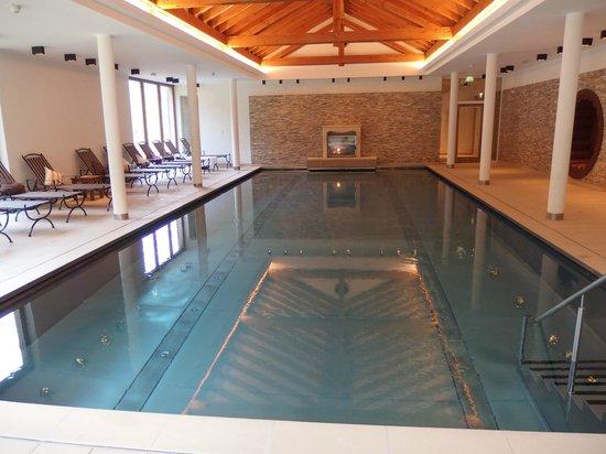 Klosterhotel Marienhoeh : Tolles Schwimmbad.