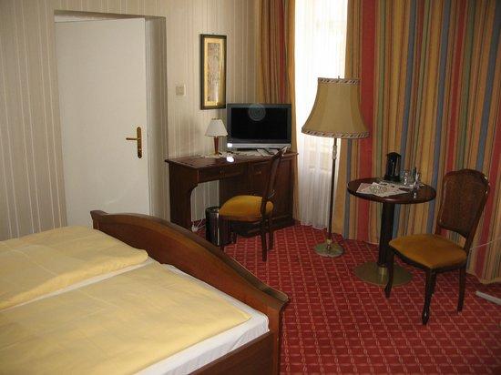 Hotel Austria: номер