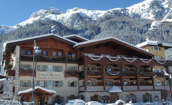Province of Trento, Italien: hotel croce bianca