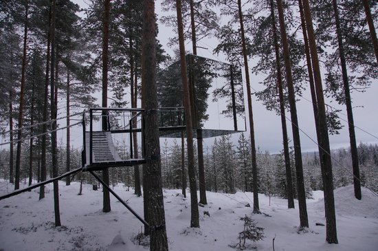 Harads, Schweden: cube