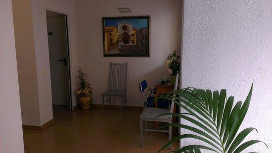 Hotel Oreneta : Recepción (Hall)
