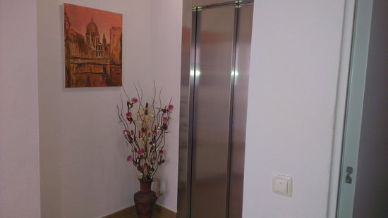 Hotel Oreneta : Hall (ascenson)
