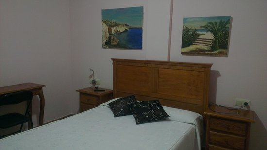 Hotel Oreneta: Habitación...