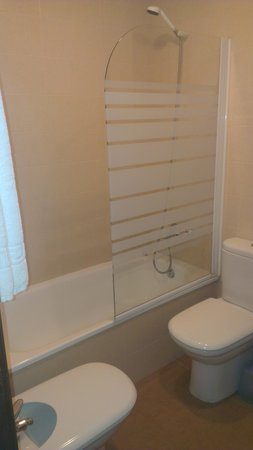 Hotel Oreneta: Baño...