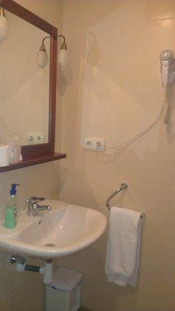 Hotel Oreneta : Baño...