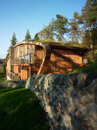 The lake district dome house