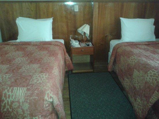 Hotel Qalasaya : muy linda habitacion