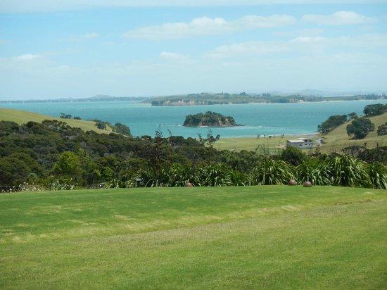 Cable Bay Vineyards Winery and Restaurant: Cable Bay Vineyard, Waiheke Island, New Zealand