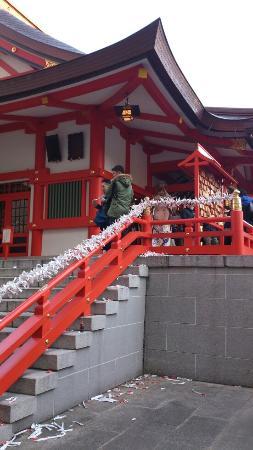 Hanazono Shrine: Photo of Hanazono Jinja Shrine taken with TripAdvisor City Guides