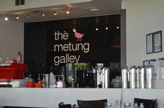The Metung Galley