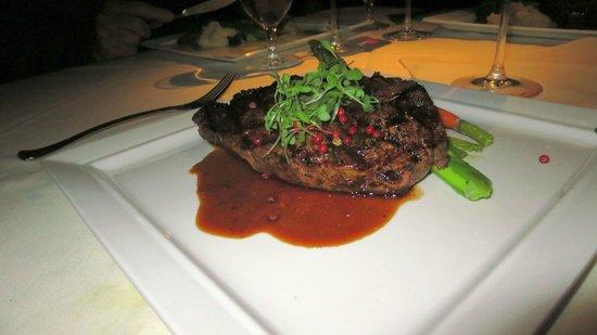 Palm Court Italian Grill: Steak