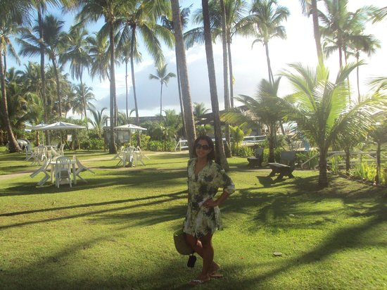 Resort Tororomba : Muito verde em toda parte.