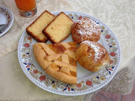 Family Spa Hotel Le Canne: colazione varia e abbondante