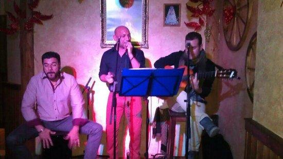 Tocayos: Grupo Flamenco 2