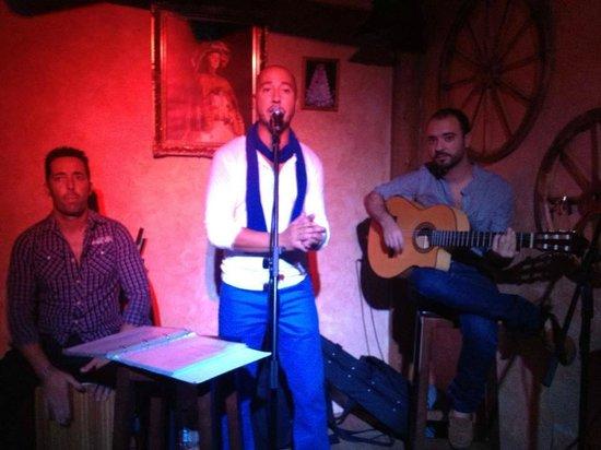 Tocayos: Grupo Flamenco 1
