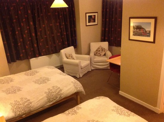 Cruachan Bed and Breakfast: Room