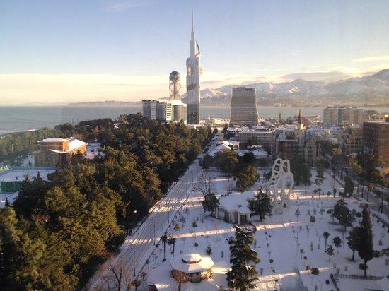Sheraton Batumi Hotel : View from the Room