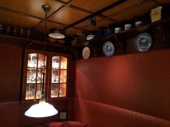 Old Brick's Inn : Интарьер