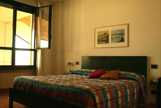Residence il Triangolo: Camera da letto