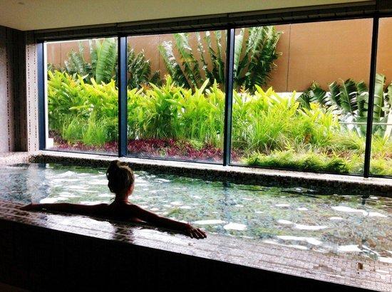 Sheraton Nha Trang Hotel and Spa: Сауна