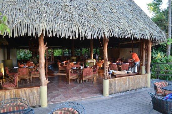 Lapa Rios Ecolodge Osa Peninsula: Restaurant