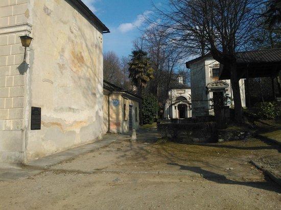 Sacro Monte di Orta: Pace ed arte