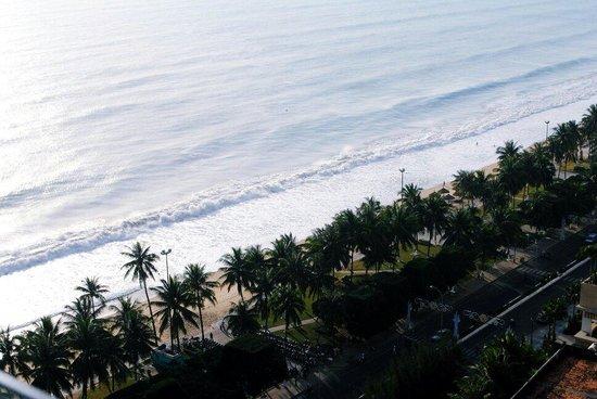 Sheraton Nha Trang Hotel and Spa: Вид из номера