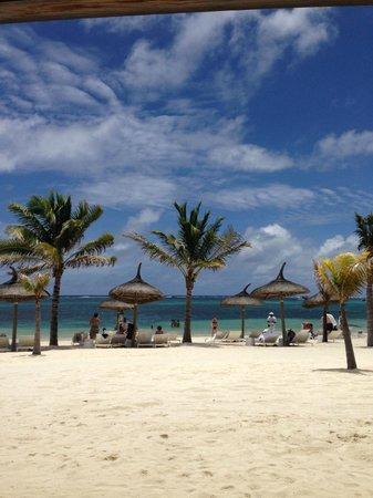 Long Beach Golf & Spa Resort: On the Beach